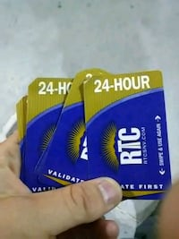 24- hour bus tickets half price Las Vegas, 89119