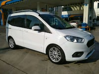 Ford - Courier - 2018 Mesudiye