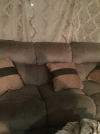 Couch and cushions need serious buyers only Ottawa, K1L 7V8