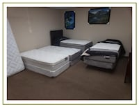 twin mattress and box new in original packaging, was $199, now only Tustin