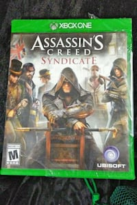 Xbox one game-brand new