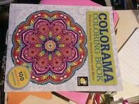 Adult coloring book  Crossville, 38571