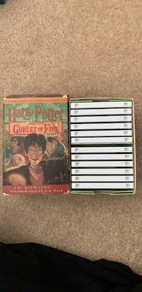 Harry Potter and the goblet of fire 294 mi
