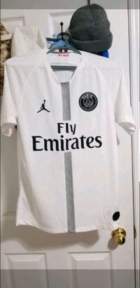 New Mbappé PSG UCL Jersey Size Small Negotiable Ottawa, K1T 3Y6