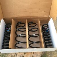 four black coil springs with box Norwalk, 90650