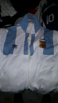 Argentina WC 2010 ADIDAS XL Jacket 558 km