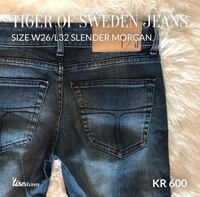 Tiger of sweden jeans  Stockholm, 127 47