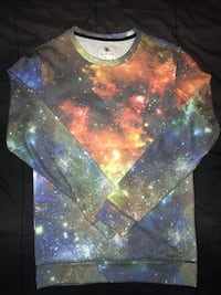 Galaxy Crewneck Sweater East Hartford
