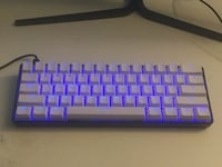 60 percent gaming keyboard with blue switches Cranston, 02910