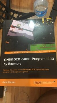 Android game programming by example Mississauga, L4T 2A2