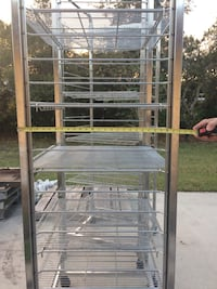 2 Commercial Bakery Racks Sebastian, 32976