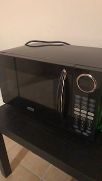 black and gray microwave oven Tampa, 33615