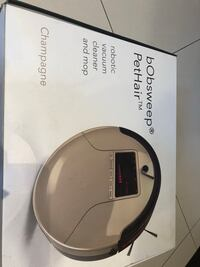 BObsweep Pet Hair Robotic Vacuum Cleaner and Mop Ottawa, K4M 1B4