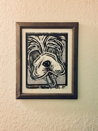 Picture frame - art not included  Coconut Creek, 33073