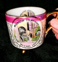 Collector New Orleans Tea Cup  Louisville, 40229
