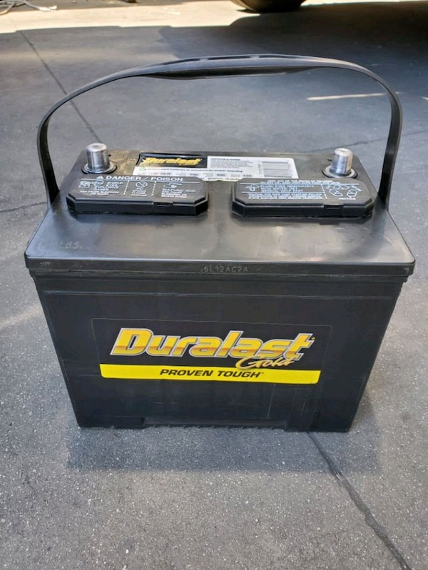 Used Car Batteries Near Me >> Car Battery Group 24f Duralast Gold