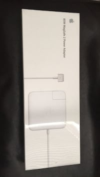 Genuine Brand New Sealed Apple MagSafe 2 Power Adapter 85w A1424/MD506LL/A Stockton, 95209