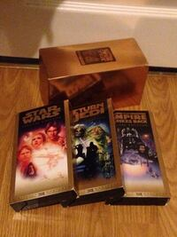 Star Was VHS Movies