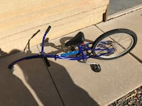 Bike seat to hook your kid to yours  Colorado Springs, 80921