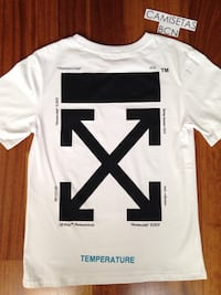 Camisetas Off White Barcelona