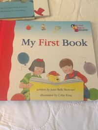 ABC's Books-wonderful way to teach ABC's and reading.  Baltimore, 21220