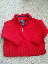 red ralph lauren polo sweater Woodbridge, 22193
