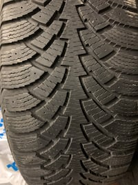 Snow tires  Brampton, L6P 1Y6