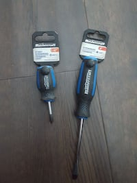 two black and blue screwdrivers Edmonton, T6H 5W8