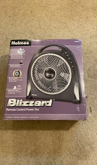 Holmes Standing Fan (remote control)