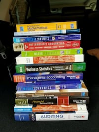 Accounting textbooks Mississauga, L4Z