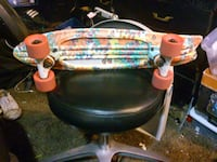 multicolored floral cruiser board Westminster, 92683