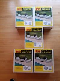 Patio Covers - 5 items for $65.00 - Brand New  Englewood