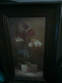 flower picture frame Silver Spring, 20910