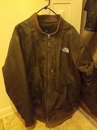 NorthFace bomber jacket District Heights, 20747