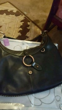 black leather Coach hobo bag Corryton, 37721