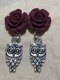 Owl Earrings  Gardena, 90249