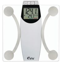 Conair Weight Watchers Glass Body Analysis Scale Vancouver, V6E 2E2
