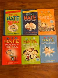 Big Nate Books Bakersfield, 93309