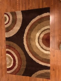 """Area Rug 90""""x 63"""" Freehold township, 07728"""