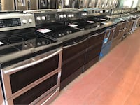 *New* Stainless Steel glass top Stove 10% Off  Reisterstown, 21136