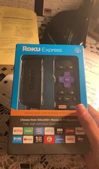 Roku TV set Peachtree City, 30269