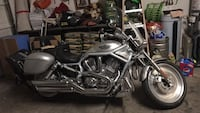 2003 100th anniversary Harley Davidson 7,089 original miles runs great, led lights hard saddle bags Las Vegas, 89142