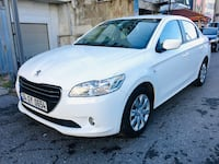 2014 Peugeot 301 1.6 HDI 92 HP ACTIVE Sultanbeyli