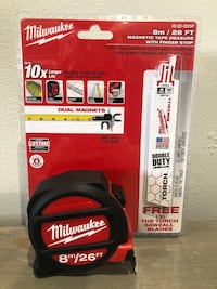 Brand New Milwaukee Magnet Tape Measure