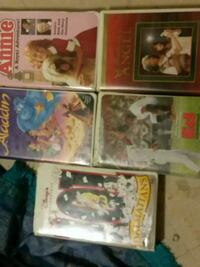 24 Vhs movies  Knoxville, 37921