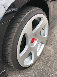 Set of 4 Rotiform rims and performance tires. Rims are 5x112mm. Tires are Nankang 215/35ZR19. Treads are in great shape. Lots of life left   Kitchener, N2A 0G5