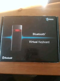 Bluetooth virtual keyboard  Edmonton, T6W 1A7