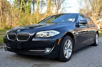 BMW-5 Series-2012 Norfolk