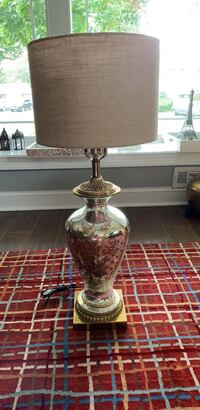 """mirrorred antique table lamp 35"""" tall Cherry Hill, 08002"""
