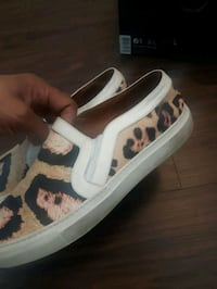 Givenchy Canvas Shoes